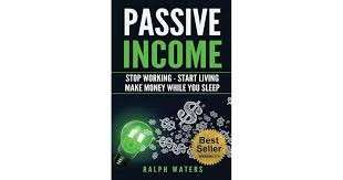 eBook - Passive Income by Ralph Waters