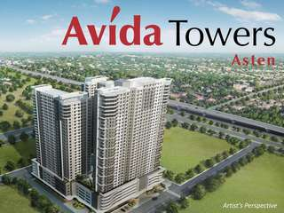 Avida Towers Asten