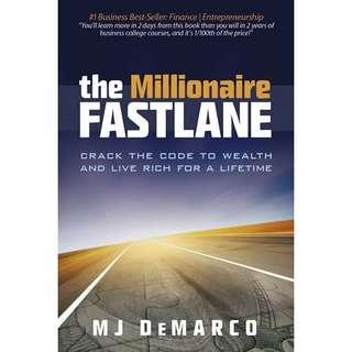eBook - The Milionnaire Fastlane by M. J. Demarco