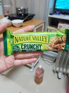 Nature valley燕麥棒