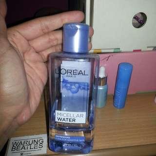 Micellar water loreal