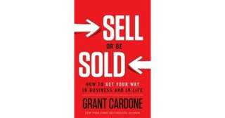 eBook - Sell or Be Sold by Grant Cardone