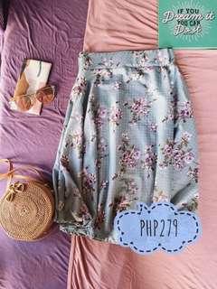HTP Mint Skirt