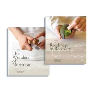 """Dr Ang Poon Liat """"The Wonders Of Nutrition"""" And """"Roadmaps To Recovery"""""""