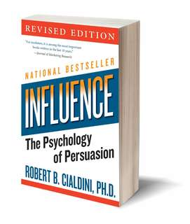 eBook - Influence by Robert Cialdini