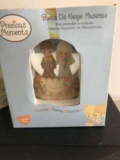 Precious Moments Figurine - Wedding BNIB