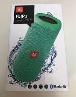JBL Flip3 Teal Color (New)
