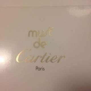 Cartier 卡地亞盒 真品