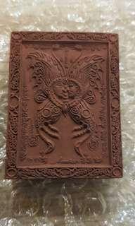 Thai Amulet Butterfly Block Maks