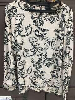 blouse cocok untuk kerja / santai