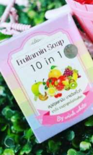 Fruitamin Soap 10in1 by Wink White Ori