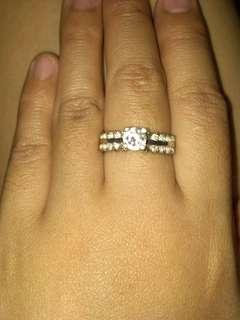 Women's Silver Ring 💍 😊