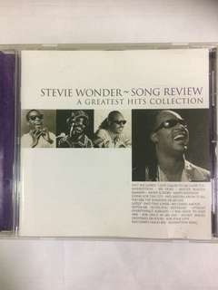Cd 58a Stevie Wonder