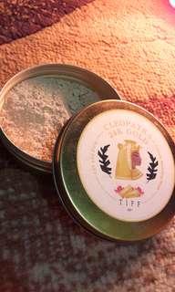 Tiff Body 24k Gold Cleopatra Mask