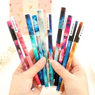 🌌 GALAXY THEMED HAPPY DAY PENS 🌌