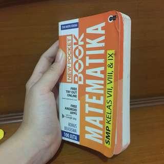 Cocok buat UN - Pocket Book Matematika SMP
