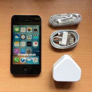 iPhone 4S, 32GB- ORIGINAL