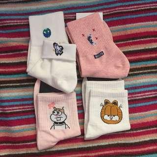 BNWT Ulzzang Socks