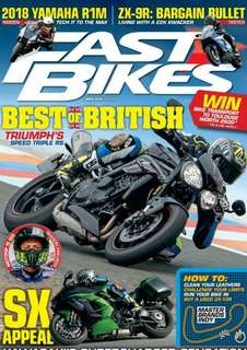 eMagazine - Fast Bikes UK April 2018