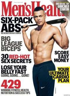 eMagazine - Men's Health USA April 2018
