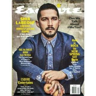 eMagazine - Esquire USA April 2018