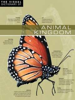 eBook - The Visual Dictionary of Animal Kingdom by Clare Shedden