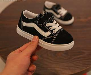 (PREORDER) Kids Inspired Vans Shoes