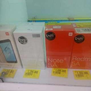 Xiaomi Mi A1 bisa di cicil proses 3 menit