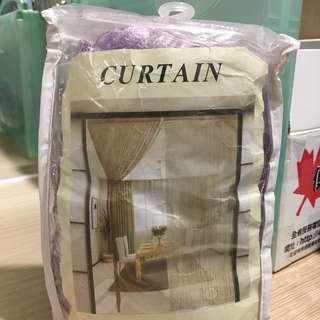唯美窗簾 門簾