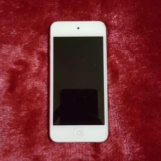iPod Touch 5th Gen. Silver