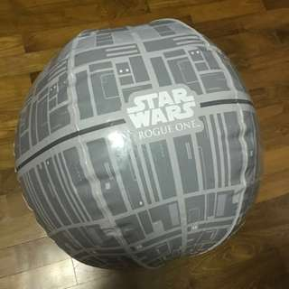 Starwars Deathstar Beach Ball