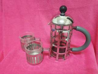 🚚 邁克格拉福斯沖泡器含杯子