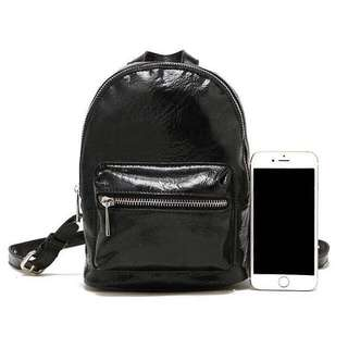 Glossy Backpack by Forever21