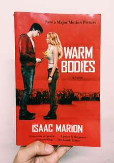 REPRICED!! Warm Bodies by Isaac Marion