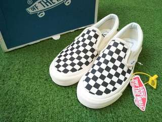 Vans Vault OG Checkerboard Black/white