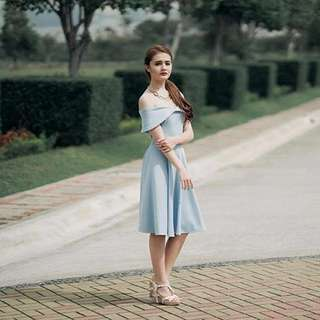 Apartment 8 light blue Ylona dress