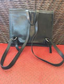 Fino Leather Backpack