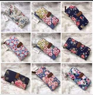 Cath Kidston Floral Wallets