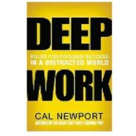 eBook - Deep Work by Cal Newport