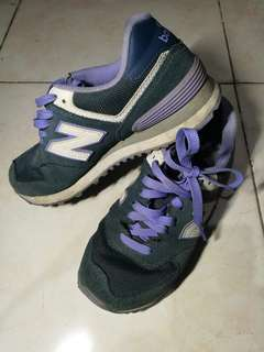 New Balance 574 Periwinkle Blue