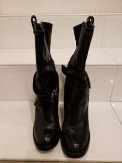 BCBGeneration-Leather Boots
