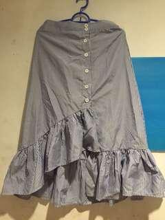 Rok skirt biru