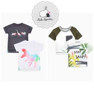 KIDS/ BABY - Tshirt set