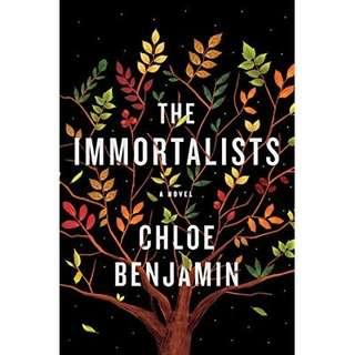 eBook - The Immortalists by Chloe Benjamin