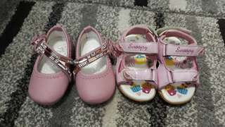Sandals and Doll Shoes