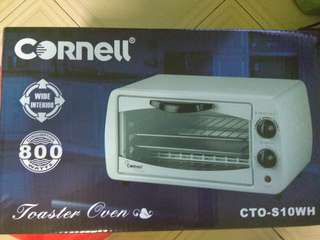 Cornell 9Litres Toaster Oven ( CTO - S10WH )