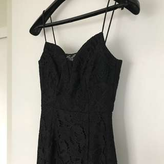 """Ever New"" Lace Dress"