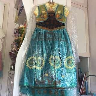 Disney Frozen Anna dress
