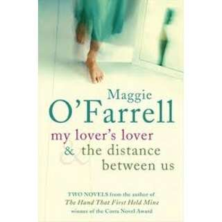eBook - My Lover's Lover by Maggie O'Farrell