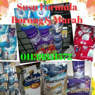Susu formula borong